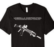 Rifle Fitted T-Shirt