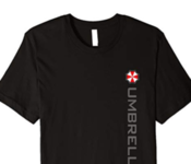 Vertical Logo Fitted T-Shirt